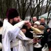 Великое освящение воды в храме Святой Живоначальной Троицы   [Нажмите для увеличения]