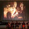 В рамках «Праздника музыки» состоялся показ немого фильма «Призрак оперы»[Нажмите для увеличения]
